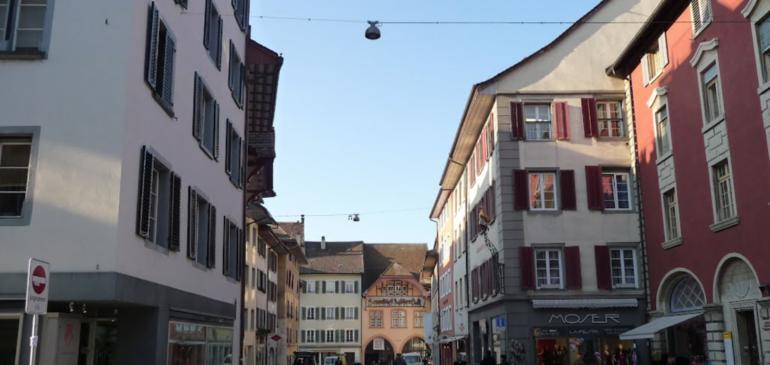 Neues Kurslokal mitten in der Altstadt